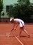 Stock Image : Tennis Player