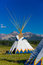 Stock Image : Tepees