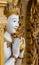 Stock Image : Thai art on the wall