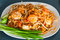 Stock Image : Thai food Pad thai