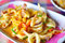 Stock Image : Thai Food Spicy Squid Curry