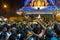 Stock Image : Thaipusam crowd
