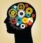 Stock Image : Thinking Man