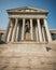 Stock Image : Thomas Jefferson  statue
