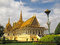 Stock Image : Throne Hall - Royal Palace - Phnom Penh