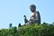 Stock Image : Tian Tan Buddha in Hong Kong