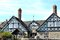 Stock Image : timber framed house in England