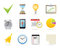 Stock Image : Time Management Icons