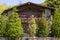 Stock Image :  Tipical góry Włoski dom
