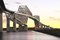 Stock Image : Tokyo Gate Bridge