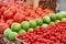 Stock Image :  Tomates
