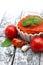Stock Image : Tomato paste