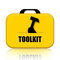 Stock Image : Toolkit