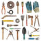 Stock Image : Tools