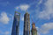 Stock Image : The top 3 highest buildings in Shanghai