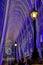 Stock Image : Toronto Brookfield Place Christmas Lights