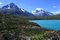 Stock Image : Torres del Paine National Park, Patagonia, Chile