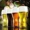 Stock Image : Total beer.