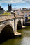 Stock Image : Totnes bridge in Totnes, Devon