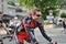 Stock Image : Tour de France 2013, Cadel Evans