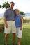 Stock Image : Tourist Couple