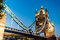 Stock Image : Tower Bridge in London, England