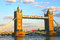 Stock Image : Tower Bridge in sunset