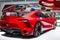 Stock Image : Toyota πόδια-1 αυτοκίνητο αθλητικής έννοιας