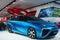 Stock Image : Toyota FCV concept car