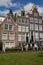 Stock Image :  Tradycyjni holenderów domy (Amsterdam)