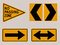 Stock Image : Traffic signs 3D image