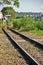 Stock Image : Train tracks