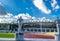 Stock Image : Training grounds at Olympico Stadium Rome, Italy