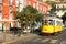 Stock Image : Tram 28, Lisbon, Portugal