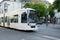 Stock Image : Tram in Dusseldorf, Germany