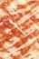 Stock Image :  Tranche de pain avec de la confiture de fraise