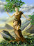 Stock Image : Tree girl