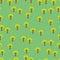 Stock Image : Tree seamless pattern