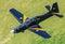 Stock Image : Tucano training aircraft
