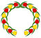 Stock Image : Tulip emblem