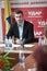 Stock Image : Ukrainian boxer Vitali Klitschko