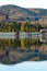 Stock Image : Ullswater Lake Reflection