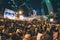Stock Image : Umbrella Revolution in Hong Kong 2014