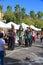 Stock Image : USA, AZ/Tempe: Festival Entertainers - Stilt Walkers In Bird  Costumes