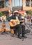 Stock Image : USA, AZ/Tempe: Singer, Guitar Player Paul Miles