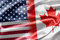 Stock Image : USA and Canada