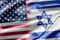 Stock Image : USA and Israel