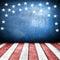 Stock Image : USA style background