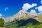 Stock Image : Ushguli, Upper Svaneti, Georgia, Europe