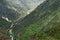 Stock Image : Valley landscape